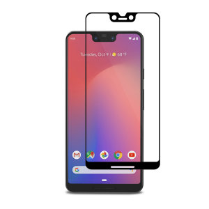 Designed for the Google Pixel 3 XL, the black IonGlass Glass Screen Protector from Moshi has been designed to protect your display while ensuring the iPhone screen maintains the highest possible level of fingertip sensitivity and clarity.