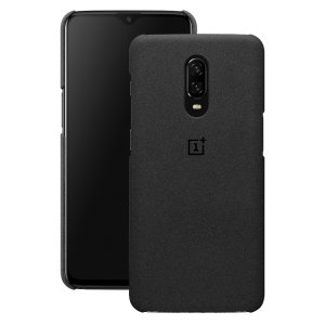 Protect your OnePlus 6T with this official sandstone protective case. Simple yet stylish, this case is the perfect accessory for your 6T.
