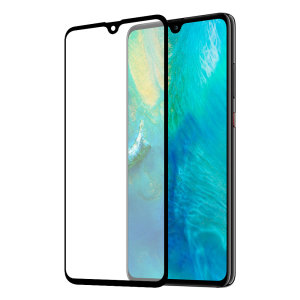 This ultra-thin tempered glass screen protector for the Huawei Mate 20 X from Olixar offers toughness, high visibility and sensitivity all in one package.