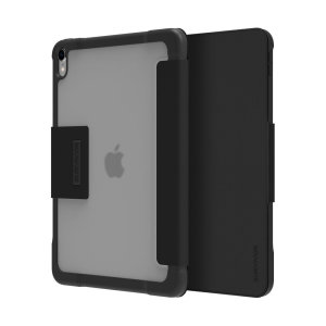 This rugged folio case from Griffin delivers versatile, durable protection for your iPad Pro 11. With a shock absorbing structure and magnetic front cover, this case is the first and last word in defence for your iPad Pro 11.