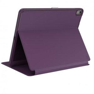 Protégez votre iPad Pro 12.9 à l'aide de la superbe coque Speck Presidio Pro en coloris violet. Robuste et élégante, elle complémente à merveille le design de votre nouvelle tablette et lui assure une protection améliorée contres les chocs, les chutes et les rayures. Vous cherchez une protection robuste et élégante pour votre iPad? C'est celle-ci qu'il vous faut.