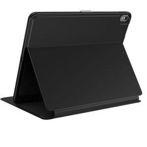 Das Speck Presidio ist die Weiterentwicklung des beliebten CandyShell-Koffers. Eine robuste schwarze Hülle aus zwei Schutzschichten für das iPad Pro 12.9. Mit verbessertem Fallschutz, 100% klarer Oberfläche und reduziertem Volumen.