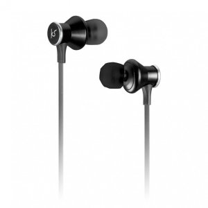 Combining stylish silver metal casings, a comfortable fit with dynamic sound, in-line controls with mic for music and calls, magnetic fastening and wireless bluetooth support, the Kitsound Earphones are perfect for music lovers on the go.