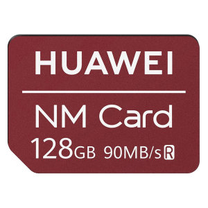 Featuring a USB type-C and standard USB output, the 128GB Huawei Nano memory card will safely and effectively stores all of your precious data, images, video and more.