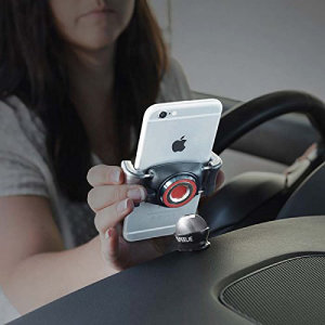 The Nite Ize Steelie Car Mount Kit is the perfect phone holder for your car. It docks your phone to your vent in a snap, so it's visible, accessible, and right where you need it, everywhere you go.