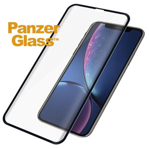 Introducing the PanzerGlass glass case friendly CamSlider screen protector with privacy filter. Designed to be shock resistant and scratch resistant, PanzerGlass offers ultimate protection for your iPhone XR display.