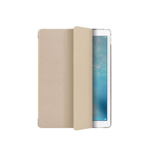 Made from a premium PU leather, the Patchworks case in Gold provides a perfect fit every time that highlights the sleek design of your iPad Pro 11 inch. With an ultra-slim fit that's fully compatible with the Pro's sleep/wake function.