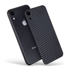 This ultra-thin full cover back protector for the iPhone XR from Olixar offers toughness, high visibility and an attractive look all in one package.