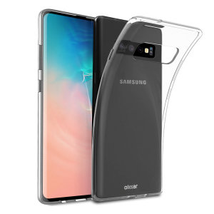 Custom moulded for the Samsung Galaxy S10, this 100% clear Ultra-Thin case by Olixar provides slim fitting and durable protection against damage while adding next to nothing in size and weight.