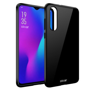 Custom moulded for the Huawei P30, this black Olixar FlexiShield case provides slim fitting and durable protection against damage.