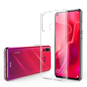Custom moulded for the Huawei Nova 4, this 100% clear Ultra-Thin case by Olixar provides slim fitting and durable protection against damage.
