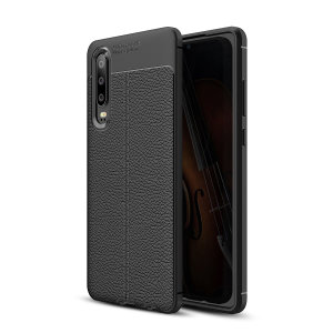 For a touch of premium, minimalist class, look no further than the Attache case from Olixar. Lending flexible, durable protection to your Huawei P30 with a smooth, textured leather-style finish, this case is the last word is style and class.