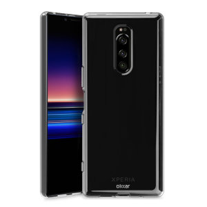 Funda Sony Xperia 1 Olixar Ultra-Thin - 100% Transparente