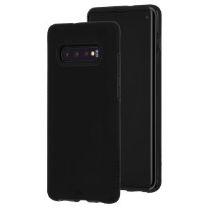 Premium protection for your Samsung Galaxy S10, the Case-Mate Tough Grip case in black provides military impact protection and withstands scratches, bumps and drops, whilst enhancing your grip.
