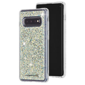 The Twinkle case from Case-Mate combines all-round protection, with a beautiful iridescent glitter design. This case will make your Galaxy S10 pop, while still remaining fully functional and protected.