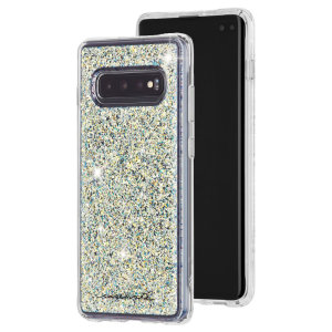 The Twinkle case from Case-Mate combines all-round protection, with a beautiful iridescent glitter design. This case will make your Galaxy S10 Plus pop, while still remaining fully functional and protected.