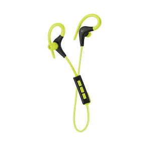 Small, lightweight and perfect for an active lifestyle. This soft touch KitSound Sports Race Headphones feature the built-in controls and up to 5 hours time. So fill up your Go Hard or Go Home water bottle and enjoy your workout.