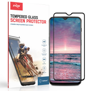 Protect all of your OnePlus 6T's beautiful display with an edge to edge tempered glass screen protectors from Zizo. With superb clarity and a durable construction this is the perfect way to keep your screen looking good.