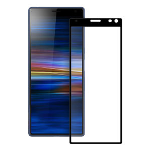 Introducing the ultimate in screen protection for the Sony Xperia 10 the 3D Glass by Eiger is made from premium real glass with rounded edging and anti-shatter film.