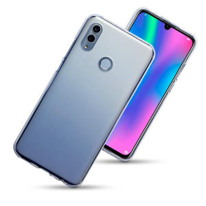 Custom moulded for the Huawei P Smart 2019, this clear frosted Olixar FlexiShield case provides a slim fitting stylish design and durable protection against damage, keeping your device looking great at all times.