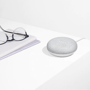 Keep up to date with the latest news, weather and more with the Google Home Mini. Powered by Google Assistant, asking questions, controlling entertainment and controlling other smart home appliances is made simple.
