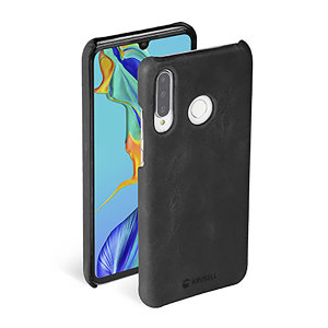 Krusell's Sunne cover in nude combines Nordic chic with Krusell's values of sustainable manufacturing for the socially-aware Huawei P30 Lite owner who wants an elegant genuine leather accessory.