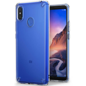 Secure your device with the highest quality clear Xiaomi Mi Max 3 Case from Rearth Ringke. With the shock absorption technology and premium thermoplastic polyurethane bumpers for the easy grip, this case provides the maximum protection for your phone.