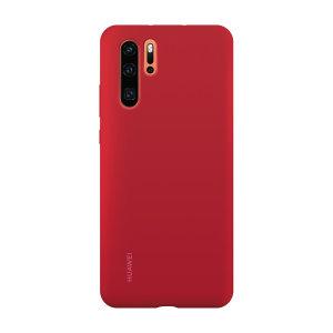 Protégez votre nouveau Huawei P30 Pro avec la coque officielle Huawei en silicone rouge. Mince et légère, elle est facile à mettre en place et offre une excellente protection tout en conservant les lignes épurées de votre smartphone. Il s'agit d'une coque officielle Huawei, elle assure donc un ajustement tout simplement parfait à votre appareil ainsi qu'un accès complet à toutes ses fonctionnalités.