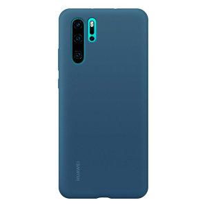 Protégez votre nouveau Huawei P30 Pro avec la coque officielle Huawei en silicone bleu. Mince et légère, elle est facile à mettre en place et offre une excellente protection tout en conservant les lignes épurées de votre smartphone. Il s'agit d'une coque officielle Huawei, elle assure donc un ajustement tout simplement parfait à votre appareil ainsi qu'un accès complet à toutes ses fonctionnalités.