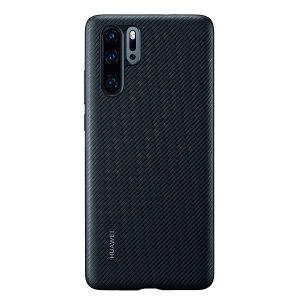 La coque officielle Huawei P30 Pro Back Cover en coloris noir offre une excellente protection tout en préservant les lignées épurées de votre smartphone grâce à un design mince et élégant. En tant qu'accessoire officiel Huawei, elle assure un ajustement tout simplement parfait à votre appareil et comprend des découpes spécifiques pour un accès intuitif aux boutons, au port de chargement ainsi qu'à toutes les fonctionnalités, y compris l'appareil photo.