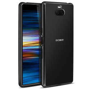 Protect your Xperia 10 with the new Style Cover Solid. The back cover grips the back off the phone and prevents damage to your smartphone.