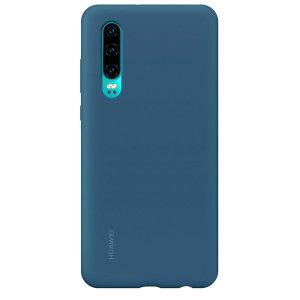 Dieses offizielle Huawei Silikonetui für den Huawei P30 in Blau bietet hervorragenden Schutz und bewahrt gleichzeitig die eleganten Linien Ihres Gerätes. Als offizielles Produkt ist es speziell für den P30 entwickelt worden und ermöglicht den vollen Zugriff auf Tasten und Anschlüsse.
