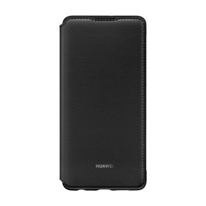The official Huawei protective wallet cover case in Black for the Huawei P30 offers excellent protection. Crafted from the finest materials, this case provides a sophisticated feel.