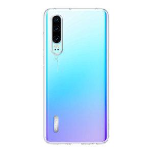 Esta funda oficial de Huawei para el Huawei P30 ofrece una protección excelente manteniendo el formato elegante del smartphone.