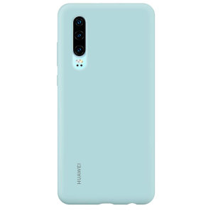 This official Huawei Silicone case for the Huawei P30 in Light Blue offers excellent protection while maintaining your device's sleek, lines. As an official product, it is designed specifically for the P30 and allows full access to buttons and ports.