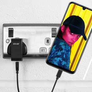 High Power Huawei P Smart 2019 Wall Charger & 1m Cable
