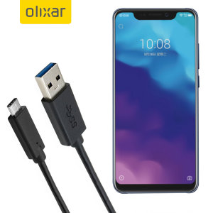 Make sure your ZTE Axon 9 Pro is always fully charged and synced with this compatible USB 3.1 Type-C Male To USB 3.0 Male Cable. You can use this cable with a USB wall charger or through your desktop or laptop.