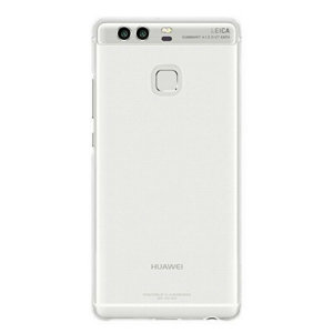 Custom molded for the Huawei P9, this 100% clear official Huawei case provides slim fitting and durable protection against damage. Designed to be hardly noticed