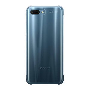 Protect your honor 10 with the Huawei PC Blue case, leaving you with with extra safety without adding much weight onto your phone. Also extra protection for the corners..