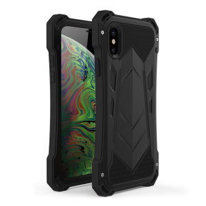Full cover rugged protection for your iPhone XS Max with the Olixar Titan Armour 360 case. Featuring a triple layer shock resistant design and a built in screen protector, to prevent any possible damage.