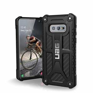 The Urban Armour Gear Monarch in Carbon Fiber for the Samsung Galaxy S10e is quite possibly the king of protective cases. With 5 layers of premium protection and the finest materials, your Galaxy S10e is safe, secure and in some style too.