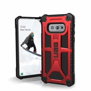 The Urban Armour Gear Monarch in Crimson for the Samsung Galaxy S10e is quite possibly the king of protective cases. With 5 layers of premium protection and the finest materials, your Galaxy S10e is safe, secure and in some style too.