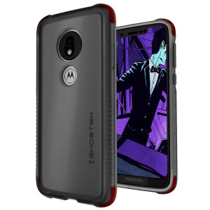 Custom molded for the Covert3 G7 Play, Ghostek tough case provides a slim fitting, stylish design and reinforced corner protection against shock damage, keeping your device looking great at all times.