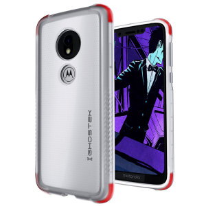 Ghostek Covert 3 Moto G7 Play Case - Clear