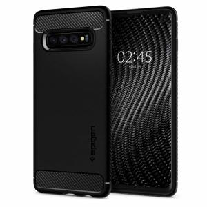 Meet the newly designed rugged armor case for the Samsung Galaxy S10. Made from flexible, rugged TPU and featuring a mechanical design, including a carbon fibre texture, the rugged armor tough case in black keeps your phone safe and slim.