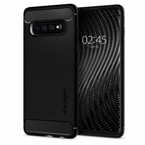 Treffen Sie die neu gestaltete robuste Panzertasche für das Samsung Galaxy S10. Hergestellt aus flexiblem, robustem TPU und mit einem mechanischen Design, einschließlich einer Kohlefaserstruktur, sorgt das robuste, robuste und widerstandsfähige Gehäuse in Schwarz dafür, dass Ihr Handy sicher und schlank bleibt.
