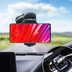 Essential items you need for your smartphone during a car journey all within the Olixar DriveTime In-Car Pack. Featuring a robust one-handed phone car mount and car charger with an additional USB port for your Lenovo Z5 Pro GT.