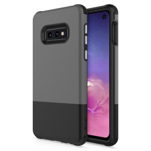 The sleek division series for the Samsung Galaxy S10e. The black finish gives you protection for your phone in style. This case is made for pure luxury and style.