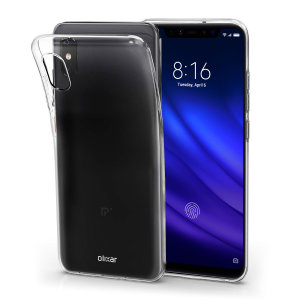 Custom moulded for the Xiaomi Mi 8 Pro, this 100% clear Ultra-Thin case by Olixar provides slim fitting and durable protection against damage.