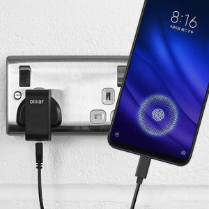 Charge your Xiaomi Mi 8 Pro and any other USB device quickly and conveniently with this compatible 2.5A high power USB-C UK charging kit. Featuring a UK wall adapter and USB-C cable.